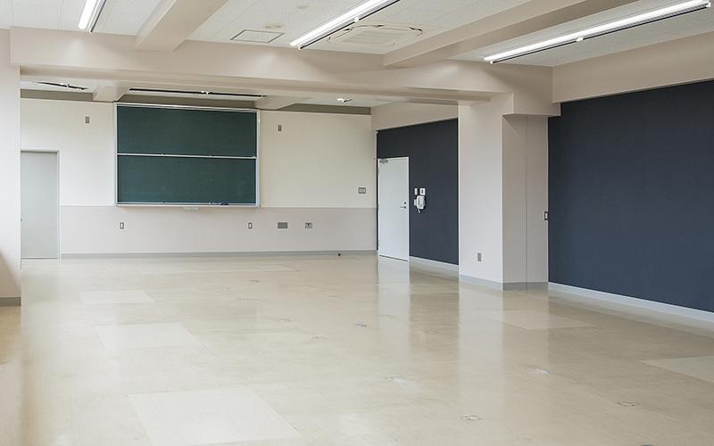 館内マップ 2F クリエイティブスタジオ