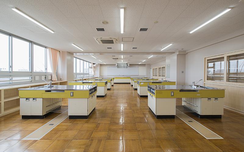 館内マップ 3F 調理室
