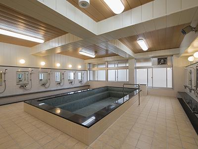 体育館棟 浴室