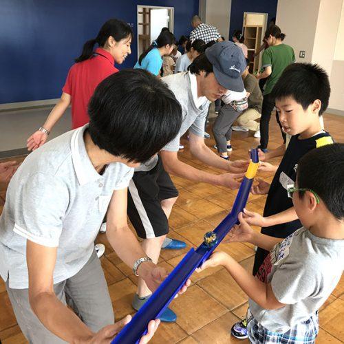 2019-01-19〜2019-01-20 - ゆいぽーとワクワク体験キャンプ
