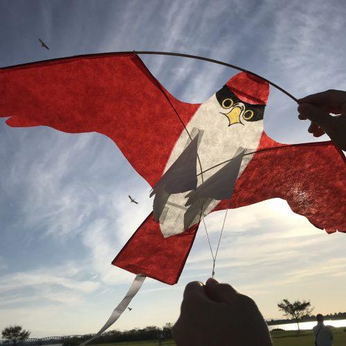 こども凧づくり教室