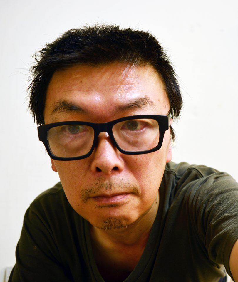 写真2:鈴木貴彦ワークショップ「サンドイッチマン・パフォーマンスー新潟の街中で台湾のお店を宣伝しよう!」