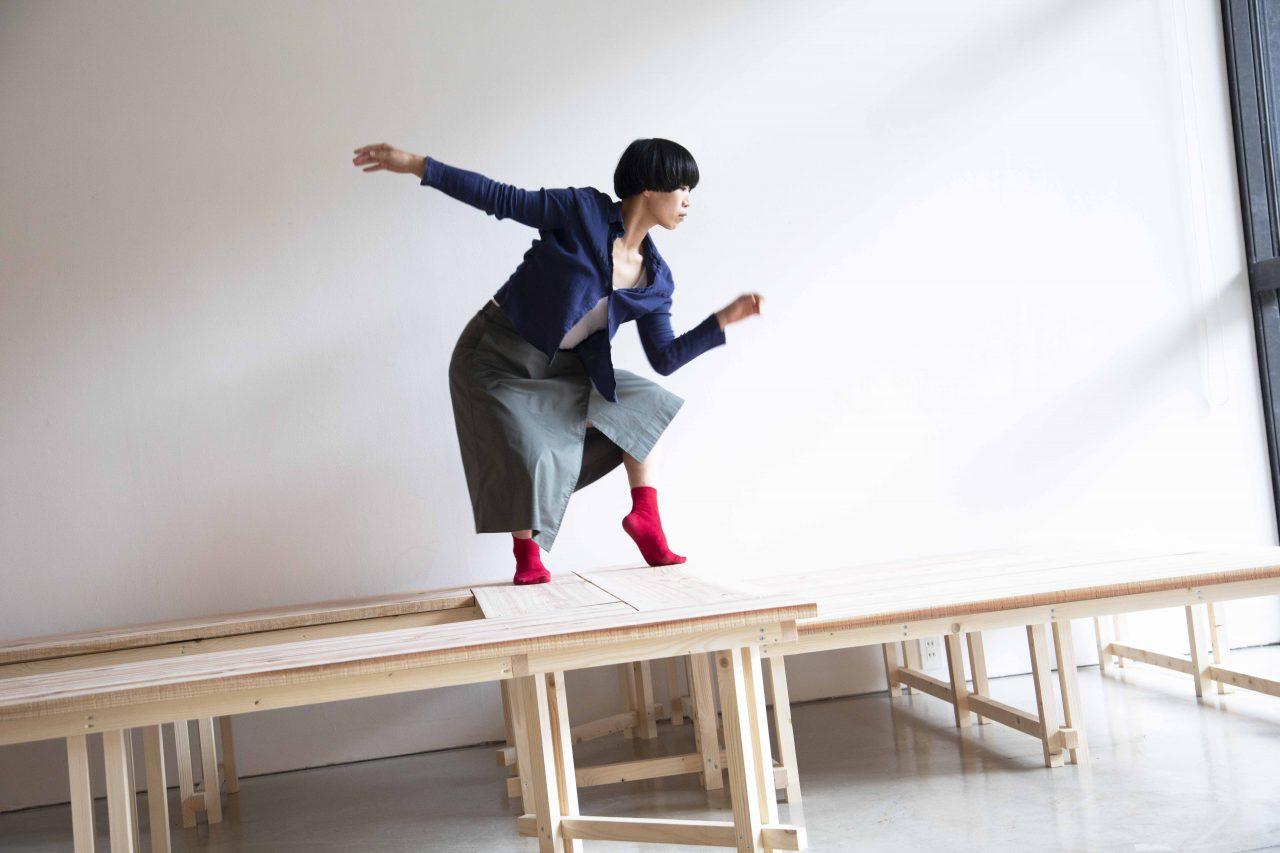 メイン写真:山下彩子「からだと景色をつなぐ研究会」成果発表としてのレクチャーの実施