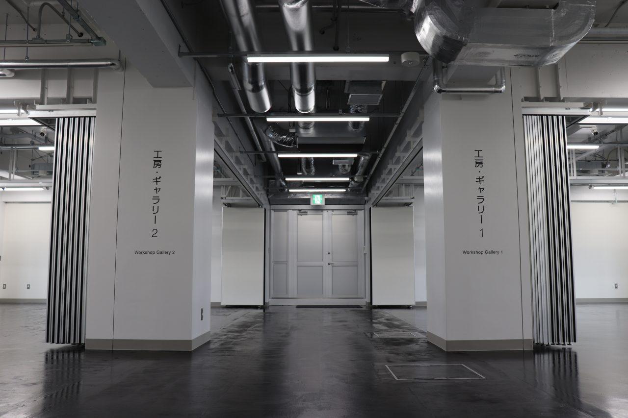 新潟市在住で創作活動を行っている方を対象に、工房・ギャラリーの施設使用料が免除となります