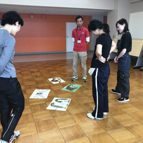 ゆいぽーと体験活動指導者養成講座